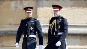 Führt Prinz Harry einen harten Konkurrenzkampf mit William?