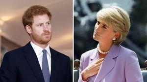 """Prinz Harry sicher: Diana wäre """"traurig"""" über Royal-Zwist"""