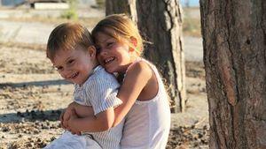Oscar & Estelle im Glück: Ist das ihr süßestes Foto ever?