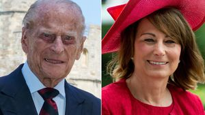 Wegen Prinz Philip: Carole Middleton will keine Interview-PR