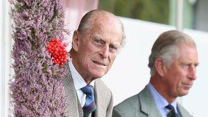Zukunft bereden: Wollte Prinz Philip deswegen Charles sehen?