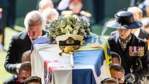 Nach Philips Beerdigung: So verlief der Tag für die Royals