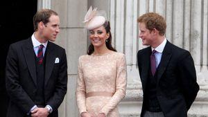 Beerdigung: Kann Kate zwischen William und Harry vermitteln?