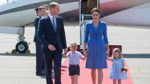 iPad-Verbot? Kate & William haben klare Regeln für die Kids!