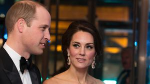 Prinz William und Herzogin Kate bei den Bafta-Awards 2017 in London