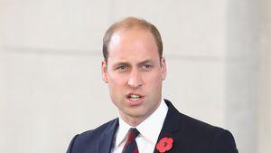 Nach royalen Baby-News: Prinz William schwärmt persönlich