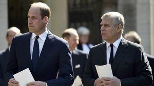 Gefahr für Royals: Prinz William soll kein Andrew-Fan sein