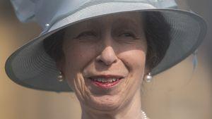 Kein Luxus wie bei Harry: Prinzessin Anne nimmt die U-Bahn