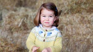 Prinzessin Charlotte: Ersten Kindergarten-Tag geschwänzt!