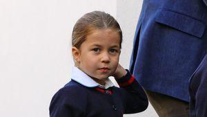 Jetzt also doch: Neues Foto von Geburtstags-Royal Charlotte!