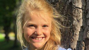 Neues Foto: So süß sieht Estelle bei ihrem Schulstart aus!