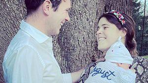 Putzig! Prinzessin Eugenie teilt neue Fotos mit Baby August