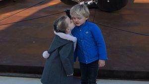 Geschwister-Love: So liebevoll sind die royalen Monaco-Twins