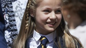 Spanien jubelt: Prinzessin Leonor feiert Erstkommunion