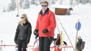 Nach Frisos Unfall: Mabel trägt Schwarz im Schnee