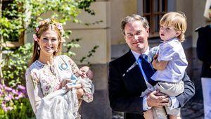 Schweden-Royals: Madeleines Kinder nicht mehr königlich!