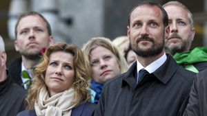 Wegen Liebe? Eiszeit bei Prinz Haakon und Schwester Märtha