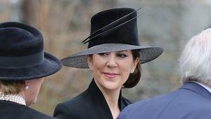 Historisches Ereignis: Prinzessin Mary ist nun Regentin!