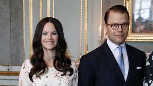 Prinzessin Sofia von Schweden und Prinz Daniel von Schweden