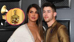 Nick Jonas und Priyanka Chopra verkünden Oscar-Nominierungen