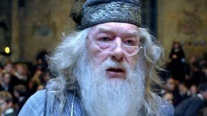 Wegen Alzheimer? Dumbledore-Star Michael Gambon verliert Job