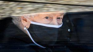 Philips Beerdigung: Queen konnte Tränen nicht zurückhalten