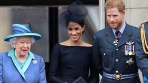 Die Royal-Family gratuliert Harry und Meghan zu Lilis Geburt