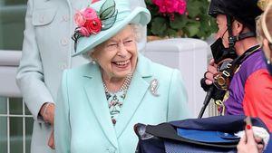 Nun also doch: Die Queen ist beim Royal Ascot eingetroffen