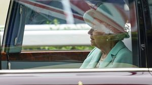 Royal-Ascot-Vorfall: Klima-Demonstranten feinden Queen an