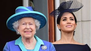 Nach Megxit: So gratulierte die Queen Meghan zum Geburtstag