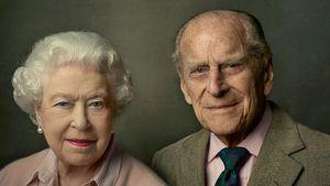 Prinz Philip wird heute 95: Hoheit des trockenen Humors!