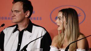 Kaum Text für Margot Robbie? Tarantino weicht Frage aus!