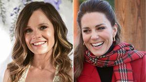 Royal! TV-Hexe Rachel Boston ist mit Herzogin Kate verwandt