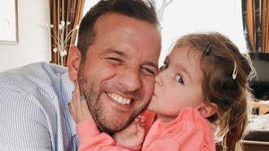 Vier Jahre alt! Rafael van der Vaart gratuliert Töchterchen