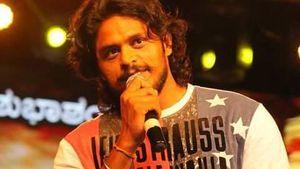 Raghava Uday, indischer Schauspieler