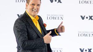 So nah steht Löwe Ralf Dümmel seinen Gründern nach DHDL!