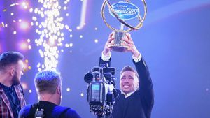 Trotz Verbot: DSDS-Sieger Ramon Roselly lässt Pokal mitgehen