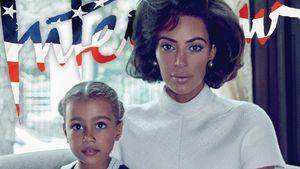 Wie Jackie O: Kim K & North als First Ladys auf dem Cover!