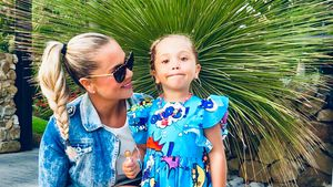 Rebecca Kratz' Tochter (4) kann schon drei Sprachen sprechen