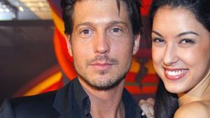 Rebecca Mir und Sebastian Deyle