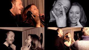 Willi Herren und Rebecca Siemoneit-Barum