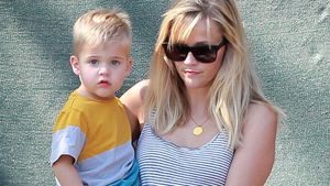 Reese Witherspoon und Tennessee Toth
