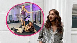 "Riccardo stellt mit Heidi Klum ""Sex and the City""-Szene nach"