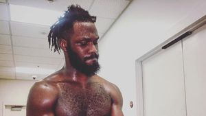 Rich Swann, Cruiserweight-Champion der WWE