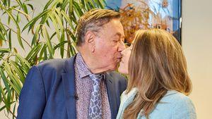Richard Lugner mit Freundin Andrea