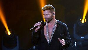 """Ricky Martin offenbart, dass er privat """"total unsicher"""" ist"""