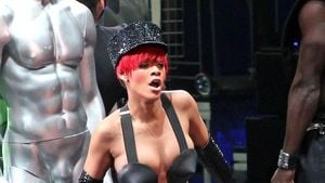 Rihannas Pläne für 2011: Noch mehr Sex!