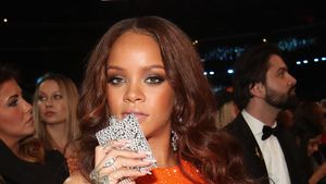 Rihanna bei den 59. Grammy Awards in Los Angeles