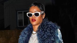 Raspelkurze Haare! Rihanna überrascht mit neuer Frisur