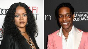 Plötzlich Liebe: So näherten sich Rihanna und A$AP Rocky an